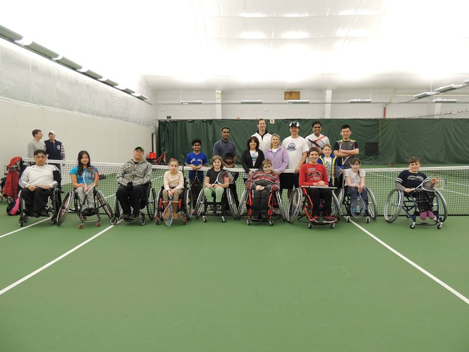 Wheelchair Tennis (Winter 2015)